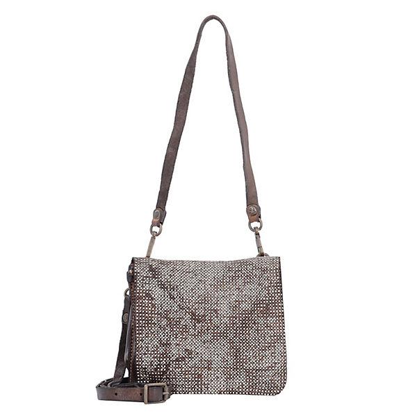 Bauletto Mini Bag Handtaschen braun