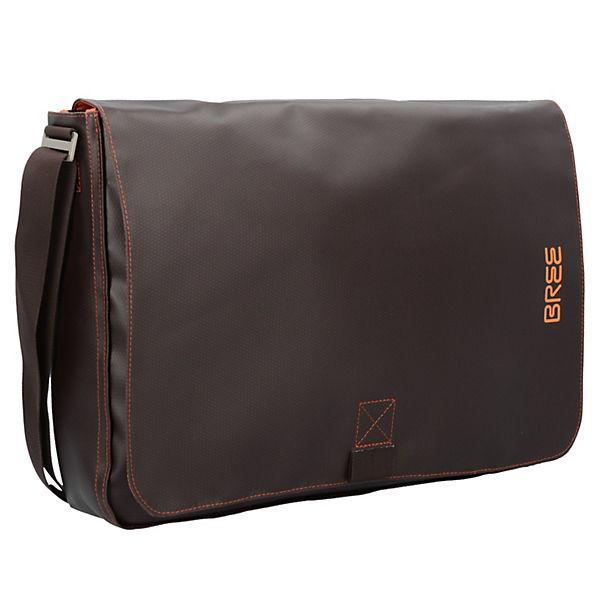 Punch 711 Messenger 41 Laptoptaschen braun
