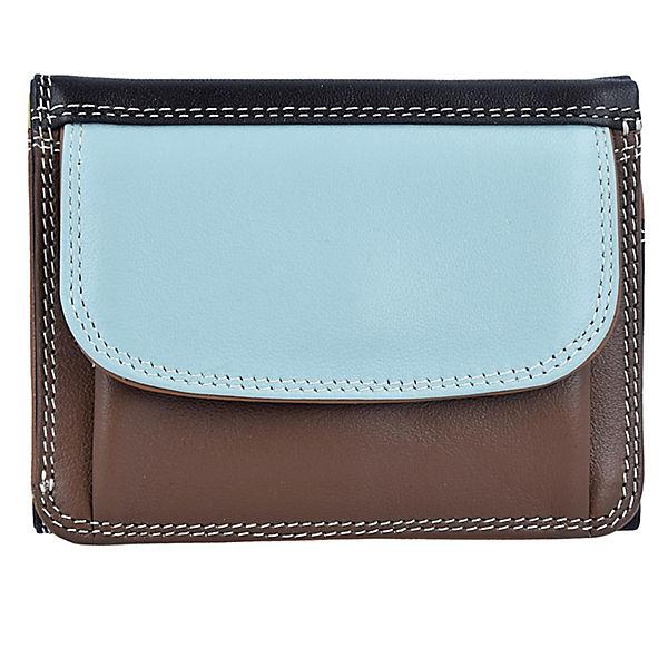 Tri-fold Portemonnaies braun