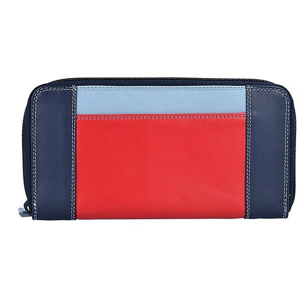 Portemonnaies blau