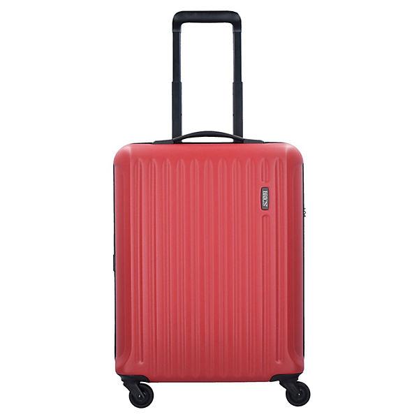 Riccione Reisetaschen rot