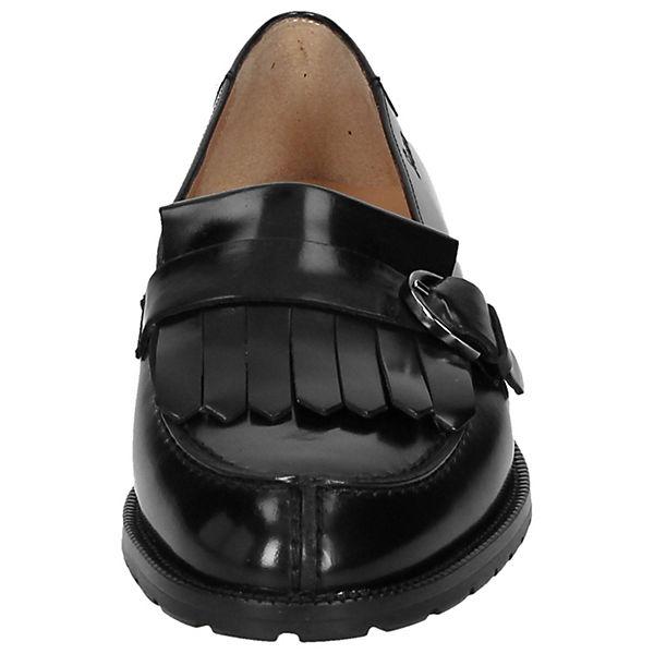 Klassische Slipper Erbea schwarz