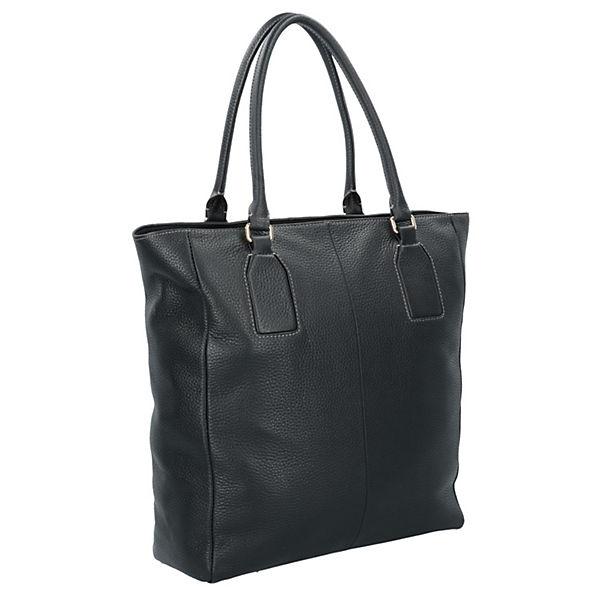 Handtasche Roberta schwarz