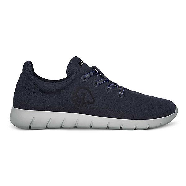 Giesswein Sneakers Merino Runners WOMEN dunkelblau
