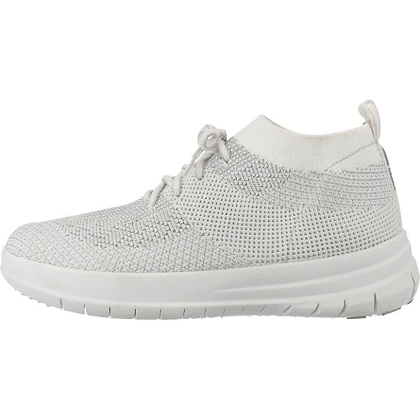 Sneakers UBERKNIT grau FitFlop High kombi SLIP wz0xEqO