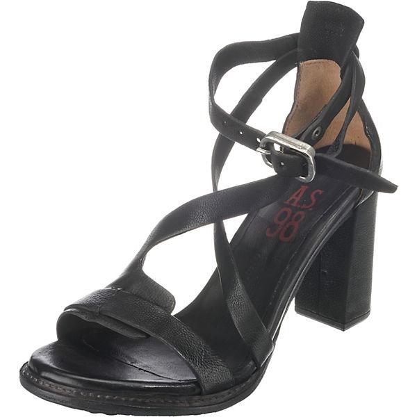 A Klassische Sandaletten schwarz S 98 BBxwfaqR