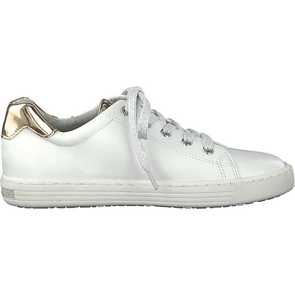MARCO TOZZI Sneakers Low für Mädchen weiß