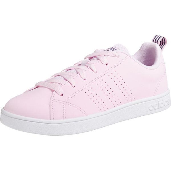 Low Sneakers Cl Sport Advantage Vs adidas Inspired rosa tqpvv4