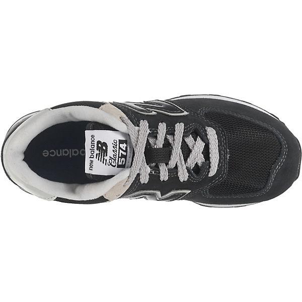 Sneakers GK schwarz Kinder balance new qzwSxE0On