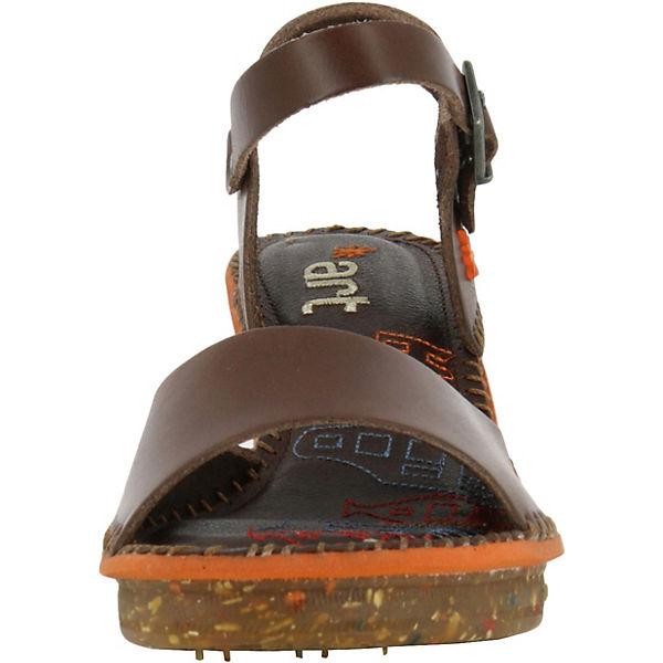 0325 Vachetta Brown Mojave Sandaletten Klassische Amsterdam braun r5qr4aU6wx
