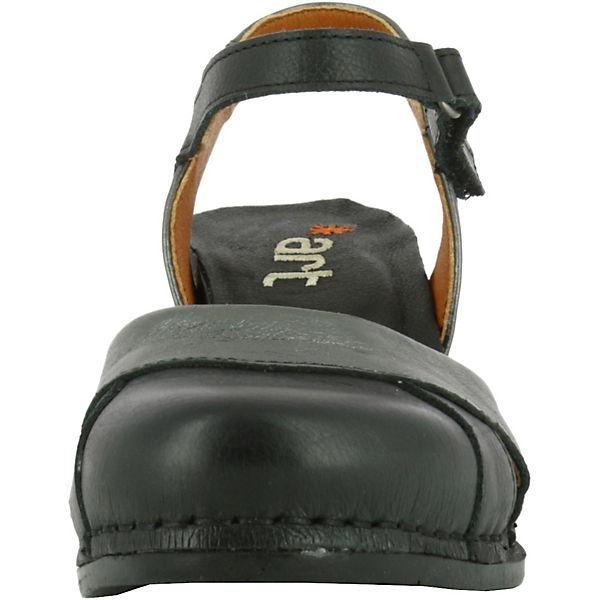 kombi schwarz Sandaletten I Black Enjoy Memphis 1122 Klassische xqa8vw1