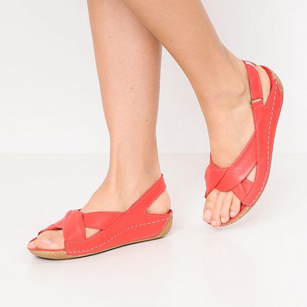 Klassische Sandalen Sandalen Conti Conti Andrea Klassische rot rot Andrea Andrea Zq0Tw6Fx