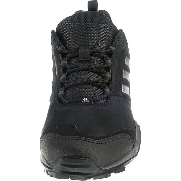 BRUSHWOOD Trekkingschuhe adidas schwarz TERREX LEATHER Performance 7EZ1wFqH