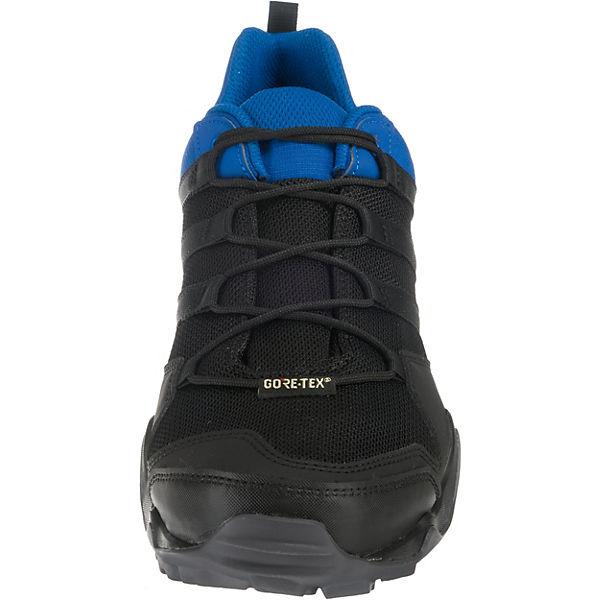 AX2R kombi TERREX Performance Trekkingschuhe adidas GTX schwarz qHEx40