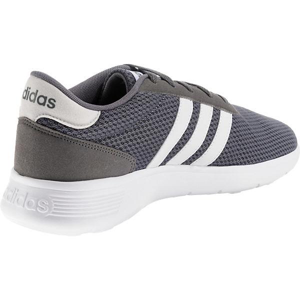 Low Lite Sport Sneakers adidas Inspired Racer grau wqXOw0vx