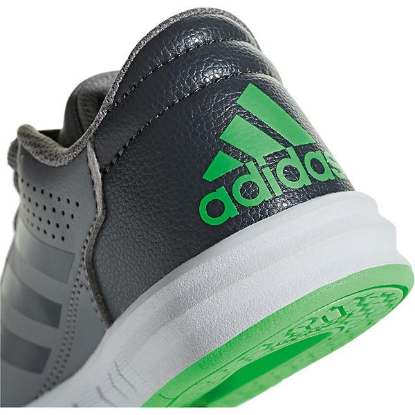 für Sportschuhe Performance Jungen grau adidas AltaSport qftZwxqd5