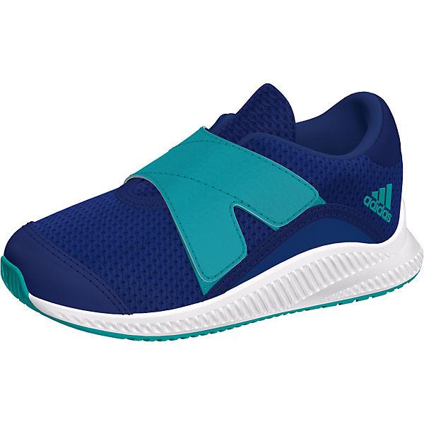 Mädchen für FortaRun blau adidas Performance Sportschuhe X HfPnXq