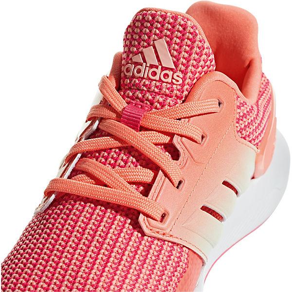 Performance für RapidaRun rot Sportschuhe adidas Mädchen vawRvd
