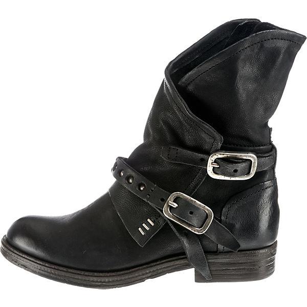 A 98 schwarz Stiefeletten S Klassische rry7qwR5