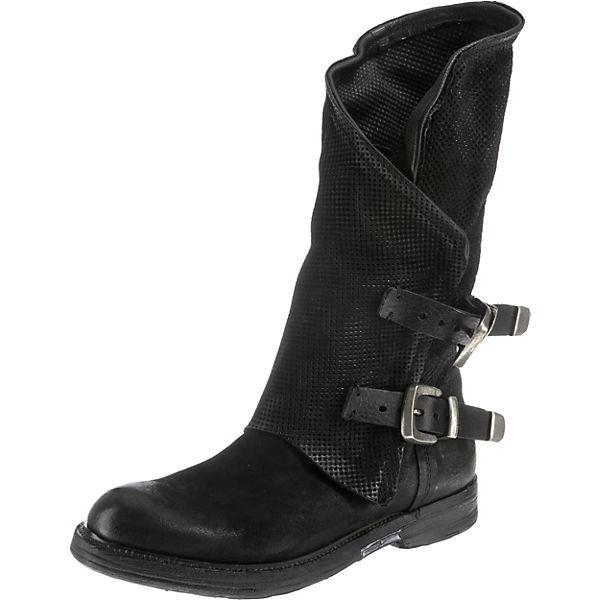 schwarz Stiefeletten 98 S A Klassische HBfIZwxq