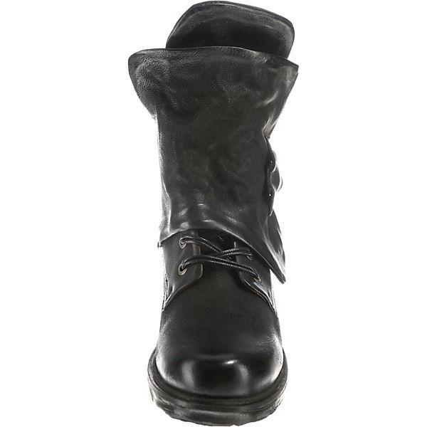 Stiefeletten Klassische S A 98 schwarz 6x7pxqatw