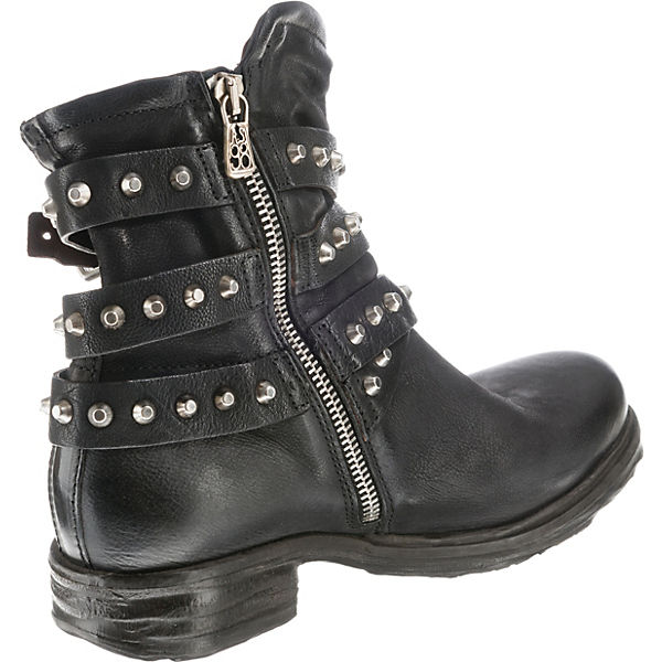 S 98 A Klassische Stiefeletten schwarz 0axwqdWf
