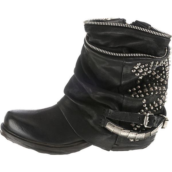 Klassische Stiefeletten 98 S A schwarz xAvtE4q