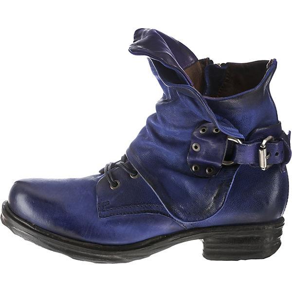 98 lila Stiefeletten Klassische S blau A Tw6OBqB