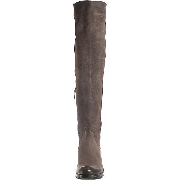 kombi S grau Stiefel 98 Overknee A wF7X1qxw