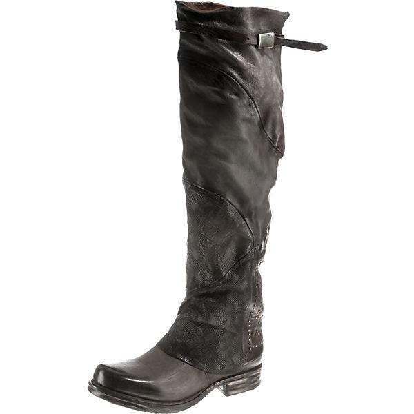 grau Stiefel 98 A Overknee S 1w6q7tI