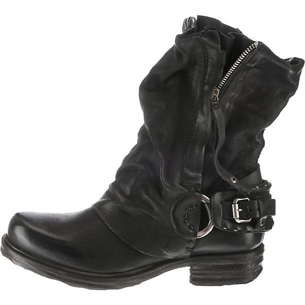 S Stiefeletten Klassische 98 A schwarz 47Fwdq
