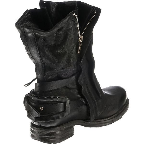 S 98 A schwarz Klassische Stiefeletten 6qdxzB