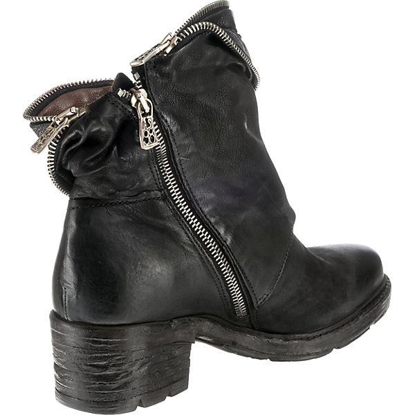 Klassische 98 schwarz S Stiefeletten A Yn6qBxEwC