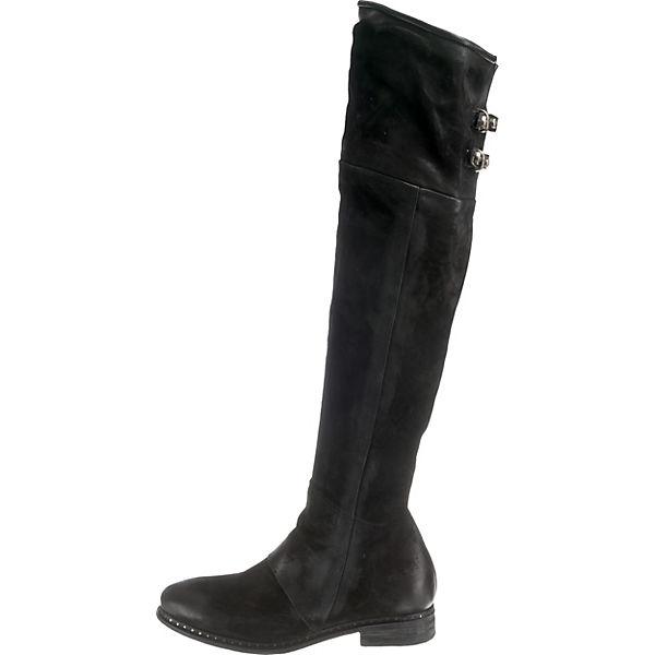 schwarz 98 A Stiefel S Overknee 5zqIF