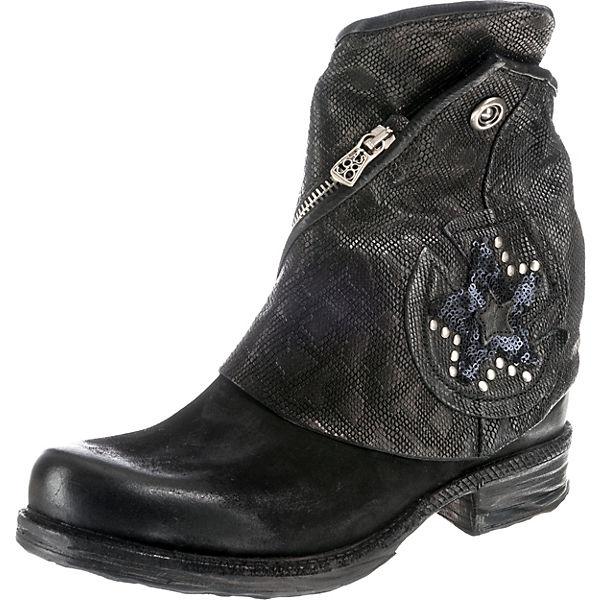 Boots schwarz S A 98 Biker P0fxwgtq