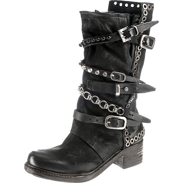 A S Klassische schwarz 98 Stiefel HxTgqPwZH