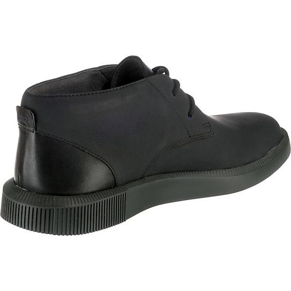 CAMPER schwarz Schnürstiefeletten schwarz schwarz Schnürstiefeletten Schnürstiefeletten CAMPER CAMPER schwarz Schnürstiefeletten CAMPER CAMPER waXHaAqz