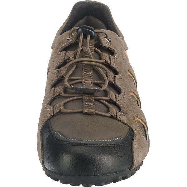 GEOX Uomo Snake Sneakers Low taupe
