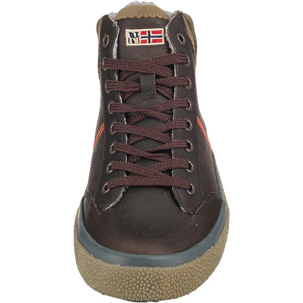 NAPAPIJRI dunkelbraun Sneakers High dunkelbraun dunkelbraun NAPAPIJRI dunkelbraun High High NAPAPIJRI Sneakers NAPAPIJRI High Sneakers Sneakers NAPAPIJRI BCfxq10