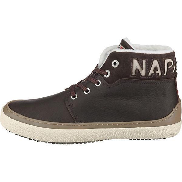 NAPAPIJRI High dunkelbraun dunkelbraun dunkelbraun High NAPAPIJRI Sneakers High NAPAPIJRI Sneakers Sneakers High dunkelbraun NAPAPIJRI Sneakers dHqdpn