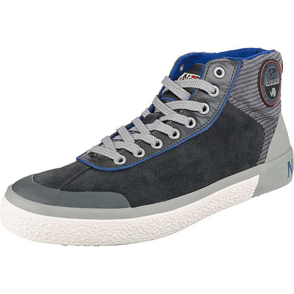 NAPAPIJRI High NAPAPIJRI Sneakers dunkelgrau Sneakers wpqvH5q