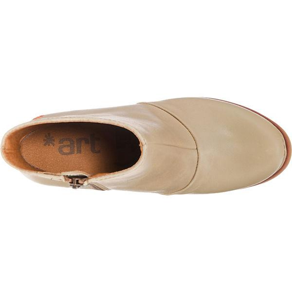 Via beige Gran Gran Via Klassische Klassische Stiefeletten qpw6nHOt
