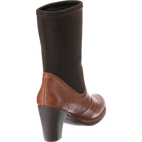 braun Klassische Gran Gran Stiefel Via braun Stiefel Gran Via Via Klassische SqpCpR