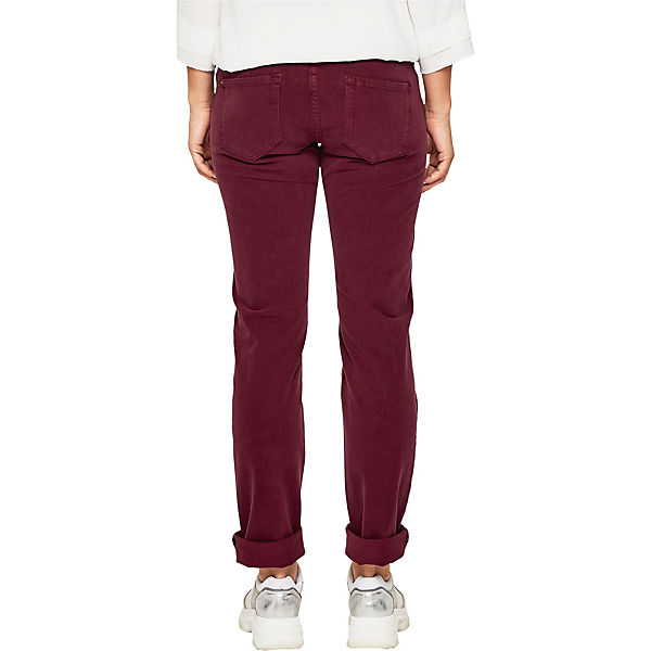 s Jeans Oliver dunkelrot Shape Slim BXX7rzx