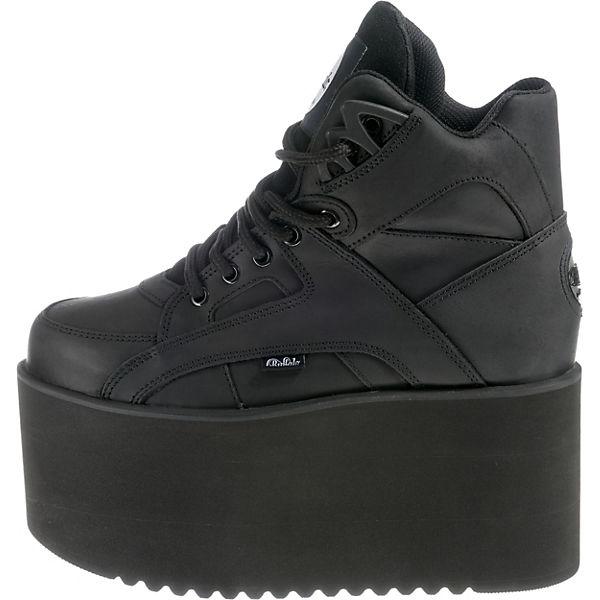 Buffalo London Sneakers Low schwarz