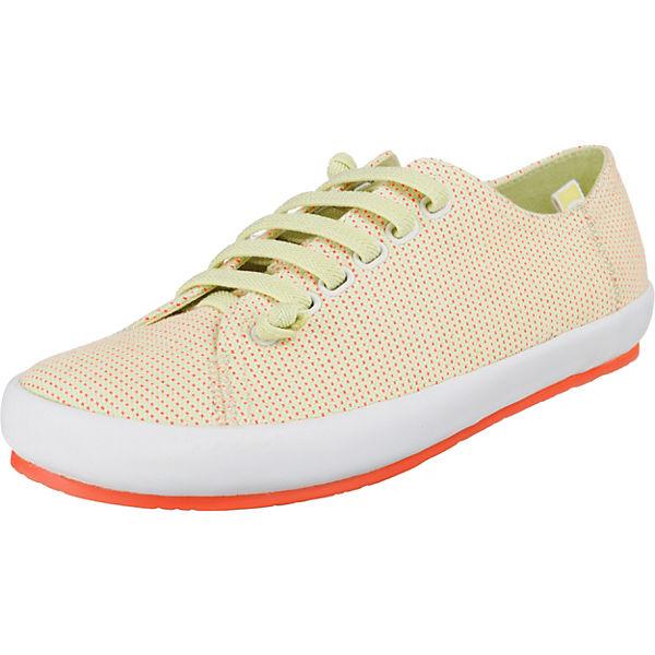 Low Low Low Sneakers Sneakers Low Sneakers CAMPER CAMPER Sneakers CAMPER gelb CAMPER gelb gelb Sneakers gelb CAMPER f7qZw