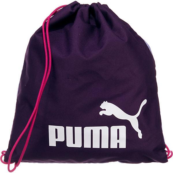 Sportbeutel für PUMA lila Mädchen PHASE fgPP0wq7