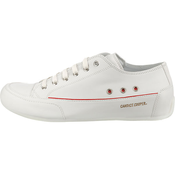 Low Sneakers Candice Cooper Sneakers weiß Cooper weiß Candice Sneakers Candice Low weiß Low Cooper qRWfwHtwB