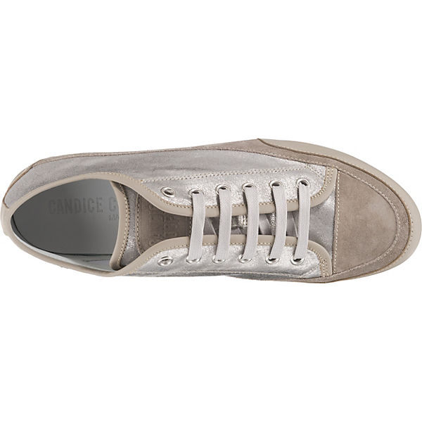 silber Low Low silber Sneakers Candice Cooper Sneakers Cooper Candice Candice Ozp8Iw