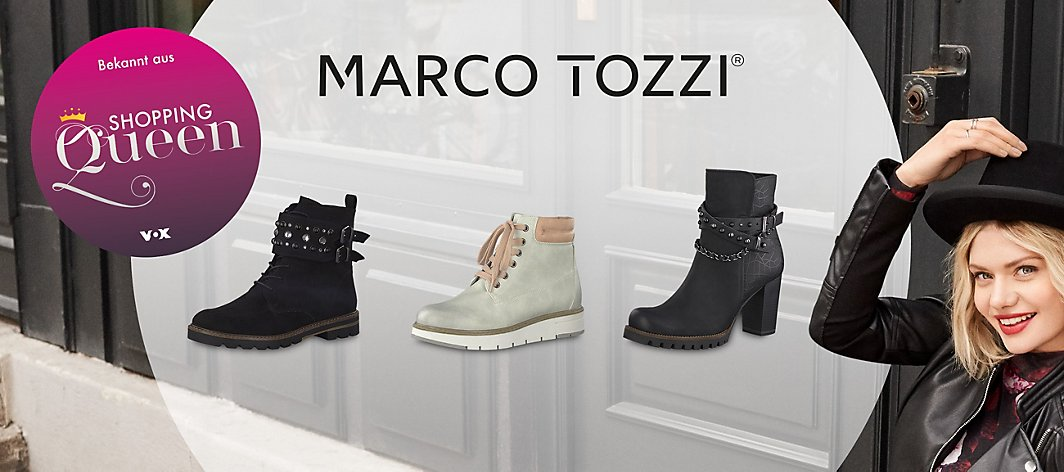 de95b252c616 Marco Tozzi Schuhe günstig kaufen   mirapodo